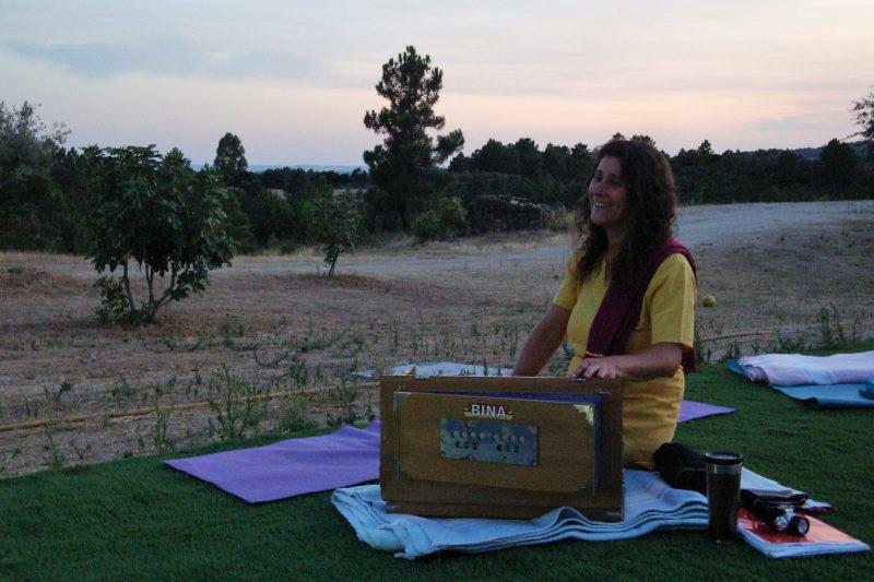 Eva Klimberg, Yoga Art Studio - Vacaciones de Inmersión 2017