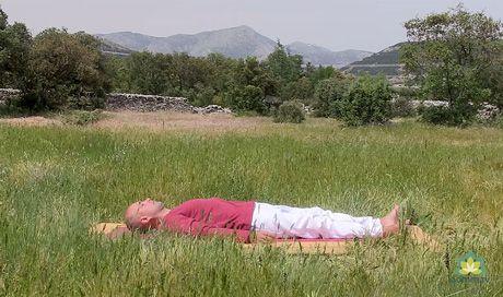 yoga nidra el sueño consciente  yoga art studio