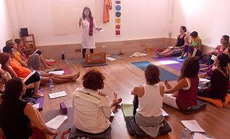 Eva Klimberg, Yoga Art Studio, Filosofía del Yoga