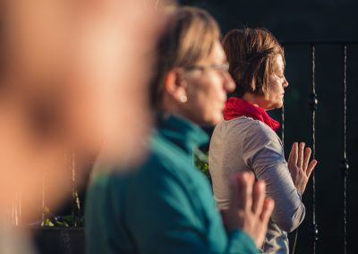 Rettiro Yoga Profundo & Silencio Interior