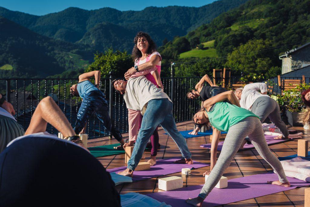 Vacaciones Yoga 1