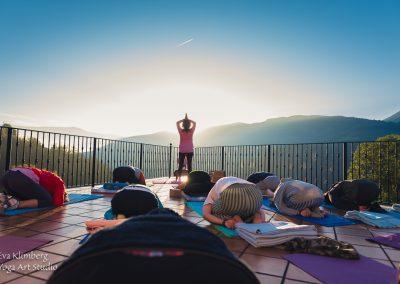 Vacaciones de Yoga 4