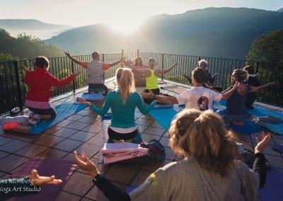 Vacaciones de Yoga 5