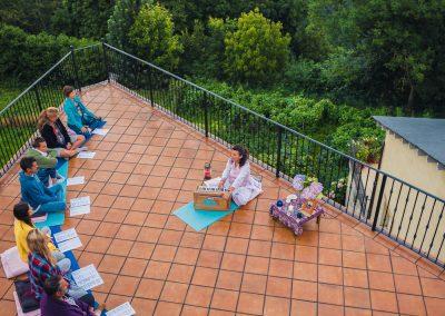 Vacaciones de Yoga 8