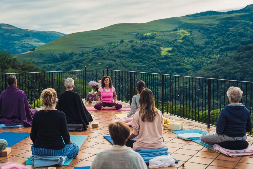 Retiro Yoga 1