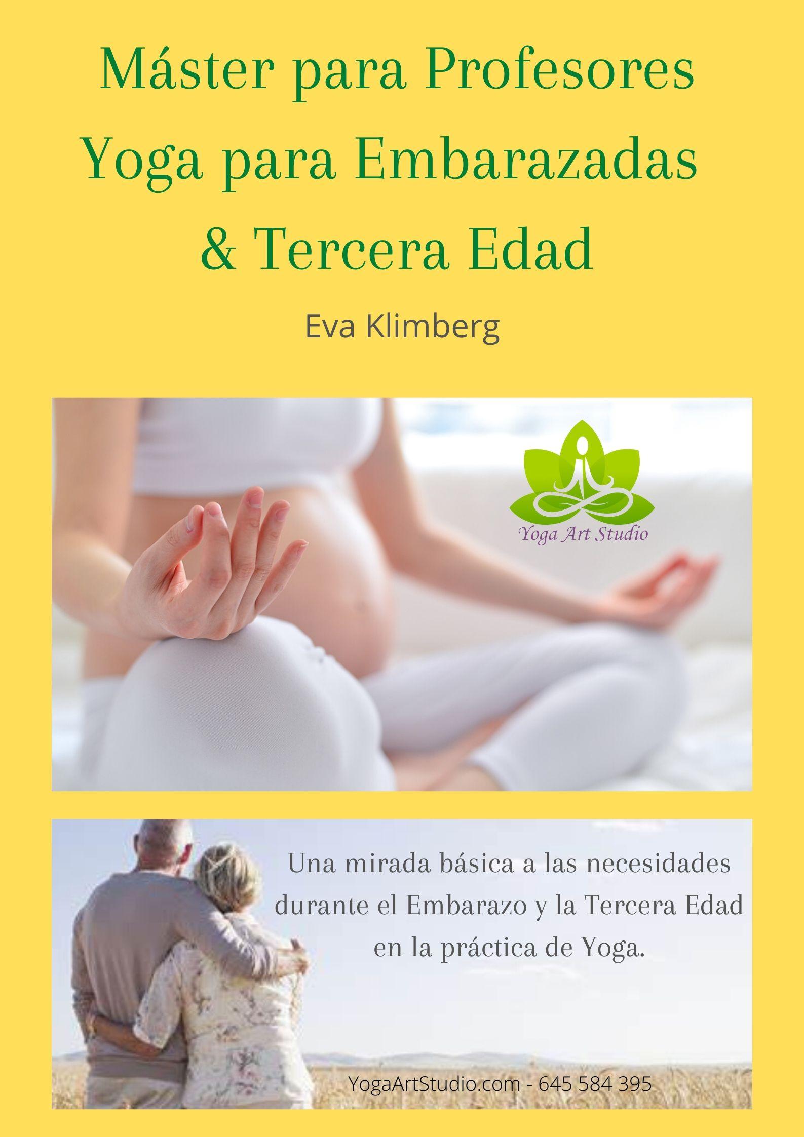 yoga embarazo, yoga tercera edad